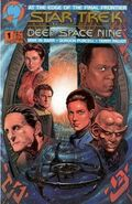 Star Trek Deep Space Nine Vol 1 1-A