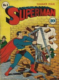 Superman Vol 1 5