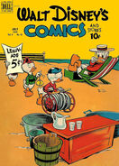 Walt Disney's Comics and Stories Vol 1 106