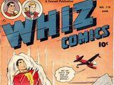 Whiz Comics Vol 1 110