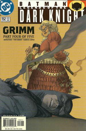 Batman Legends of the Dark Knight Vol 1 152
