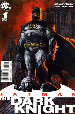 Batman The Dark Knight Vol 1 1