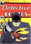 Detective Comics Vol 1 42