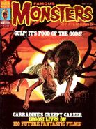Famous Monsters of Filmland Vol 1 128