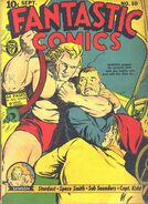 Fantastic Comics Vol 1 10