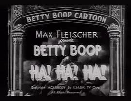 Ha Ha Ha (1934)