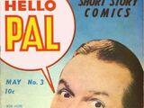Hello Pal Comics Vol 1 3