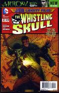 JSA Liberty Files The Whistling Skull Vol 1 2