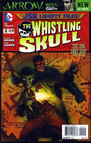 JSA Liberty Files The Whistling Skull Vol 1 2