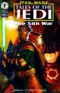 Star Wars Tales of the Jedi The Sith War Vol 1 1
