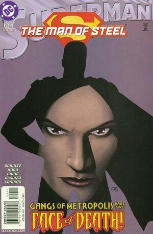 Superman Man of Steel Vol 1 124