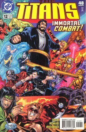 Titans (DC) Vol 1 12