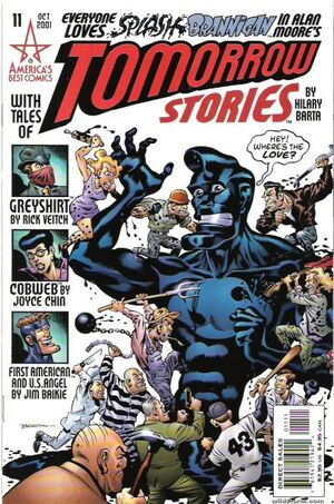 Tomorrow Stories Vol 1 11