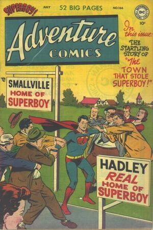 Adventure Comics Vol 1 166