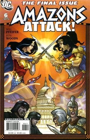 Amazons Attack Vol 1 6