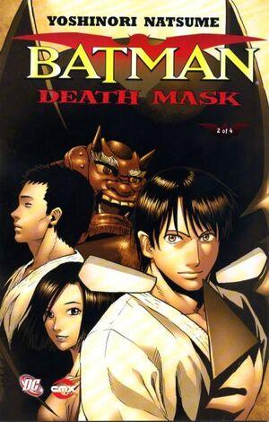 Batman Death Mask Vol 1 2