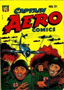 Captain Aero Comics Vol 1 21