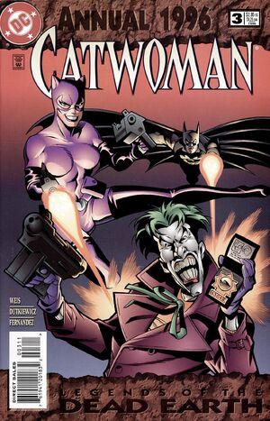 Catwoman Annual Vol 2 3