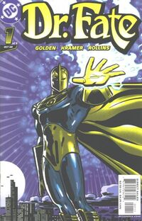 Doctor Fate Vol 3 1