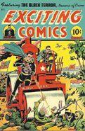 Exciting Comics Vol 1 35