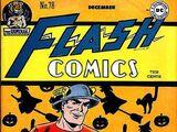 Flash Comics Vol 1 78