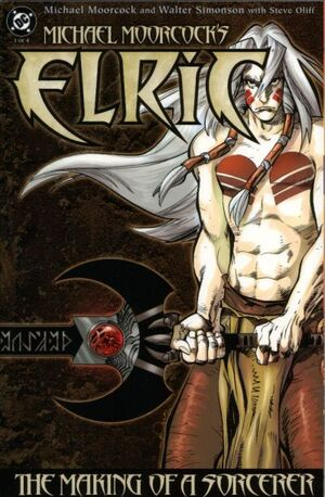 Michael Moorcock's Elric The Making of a Sorcerer Vol 1 1