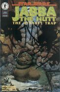 Star Wars Jabba the Hutt - Dynasty Trap Vol 1 1