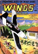 Wings Comics Vol 1 41