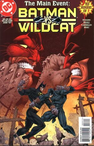 Batman and Wildcat Vol 1 3