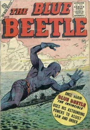 Blue Beetle Vol 2 21