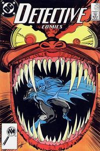 Detective Comics Vol 1 593