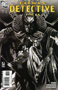 Detective Comics Vol 1 834