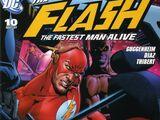 Flash: The Fastest Man Alive Vol 1 10