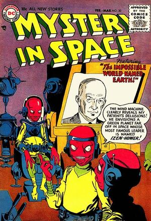 Mystery in Space Vol 1 30