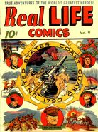 Real Life Comics Vol 1 9