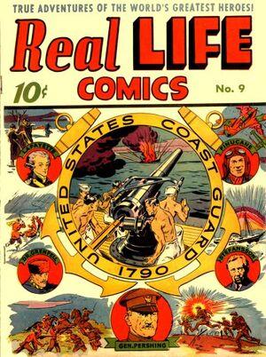 Real Life Comics Vol 1 9