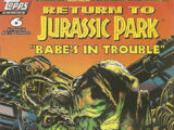 Return to Jurassic Park Vol 1 6