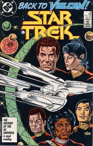 Star Trek (DC) Vol 1 36