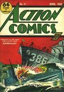 Action Comics Vol 1 11