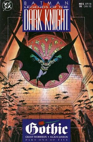 Batman Legends of the Dark Knight Vol 1 6