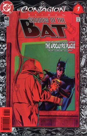 Batman Shadow of the Bat Vol 1 48