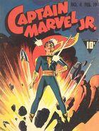 Captain Marvel, Jr. Vol 1 4