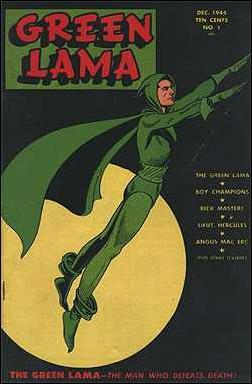 Green Lama Vol 1 1