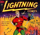 Lightning Comics Vol II 2
