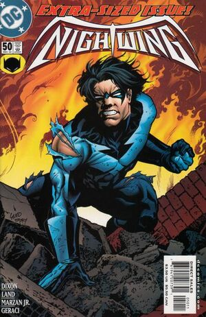 Nightwing Vol 2 50