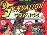 Sensation Comics Vol 1 45