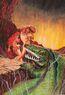 Tragg and the Sky Gods Vol 1 3 Original Art