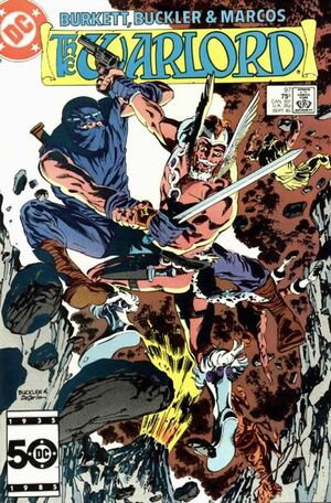 Warlord Vol 1 97