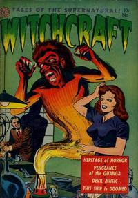 Witchcraft (Avon) Vol 1 1