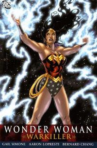 Wonder Woman Warkiller